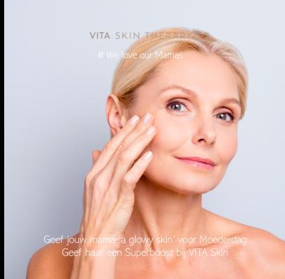 Geef jouw mama 'a natural glowy skin'