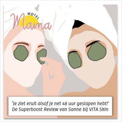 Motel Mama x VITA Skin: Superboost Review