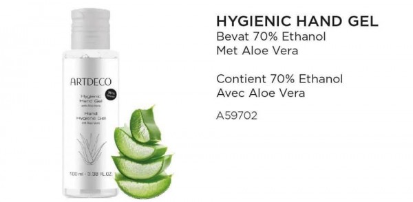 Artdeco Hygienic Handgel | 6.95€