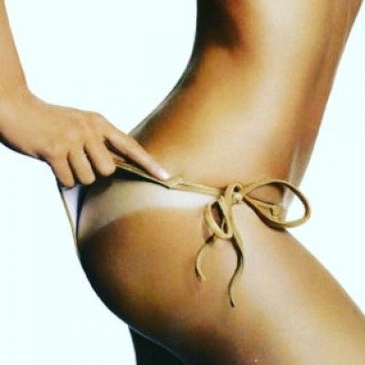 Spray tanning Kissed by Mii