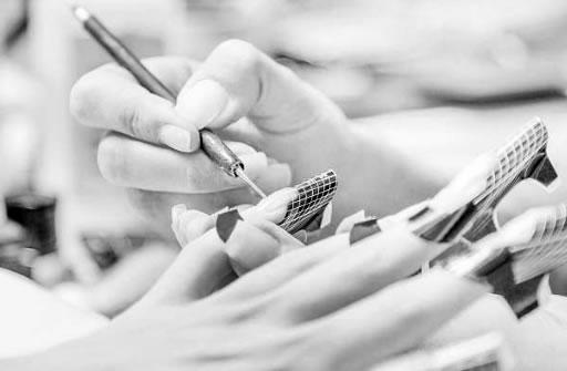 Gelnagels, manicure en Sopolish