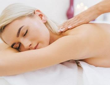 Hoofd- en Rugmassage
