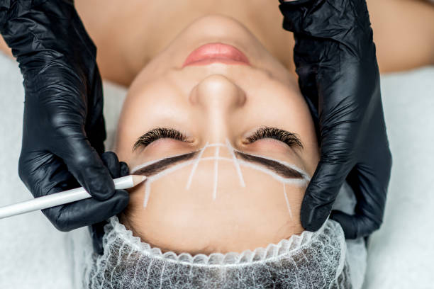 Permanente Make-up of Microblading