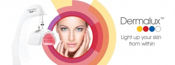 Dermalux LED therapie ( reinigen, led, dagcrème