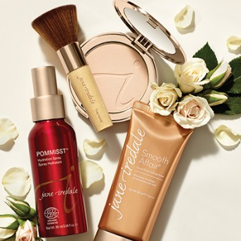 Ontdek Jane Iredale Skincare Make-up