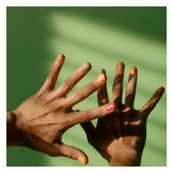 Verwenpedicure inclusief nagels lakken